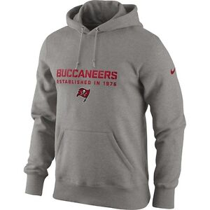 BRAND NEW! NIKE NFL Tampa Bay Buccaneers Team Issue Fleece Hoodie  for cheap