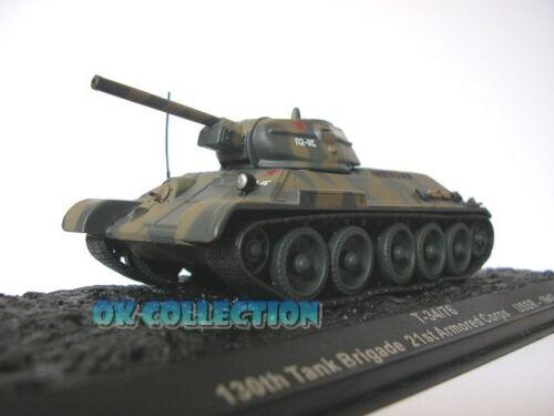 1:72 Carro/Panzer/Tanks/Military T-34/76 - Ussr 1942 (03)