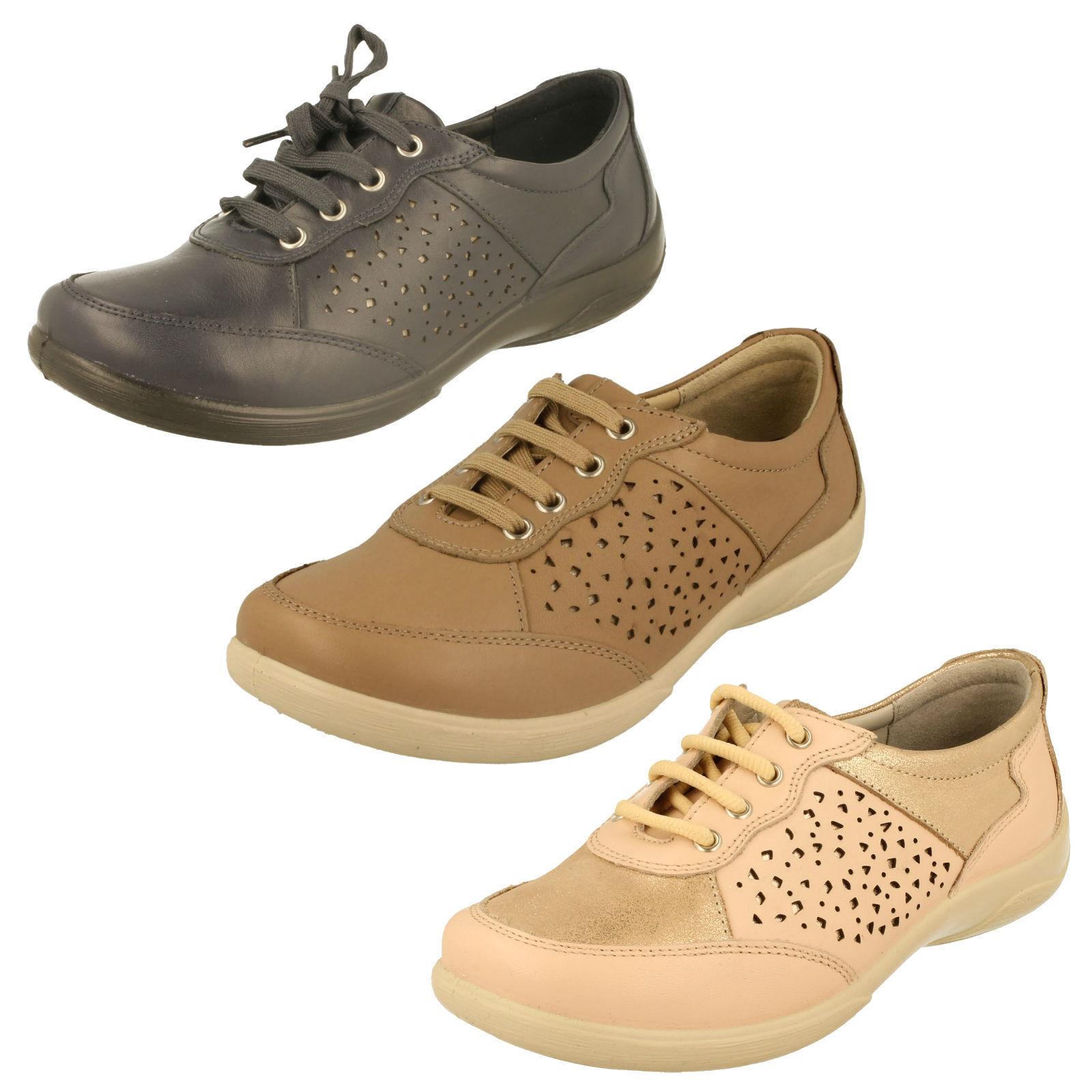 Zapatos casuales salvajes Descuento por tiempo limitado mujer Padders Zapatos Con Cordones - Arpa