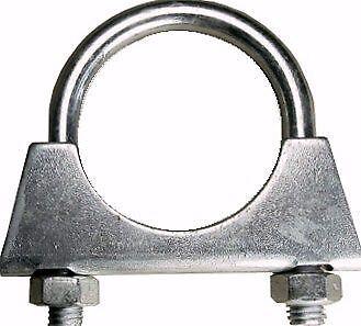 Collier Echappement 254-250 54mm BOSAL AUDI A4 2.0 130ch 8E2, B6