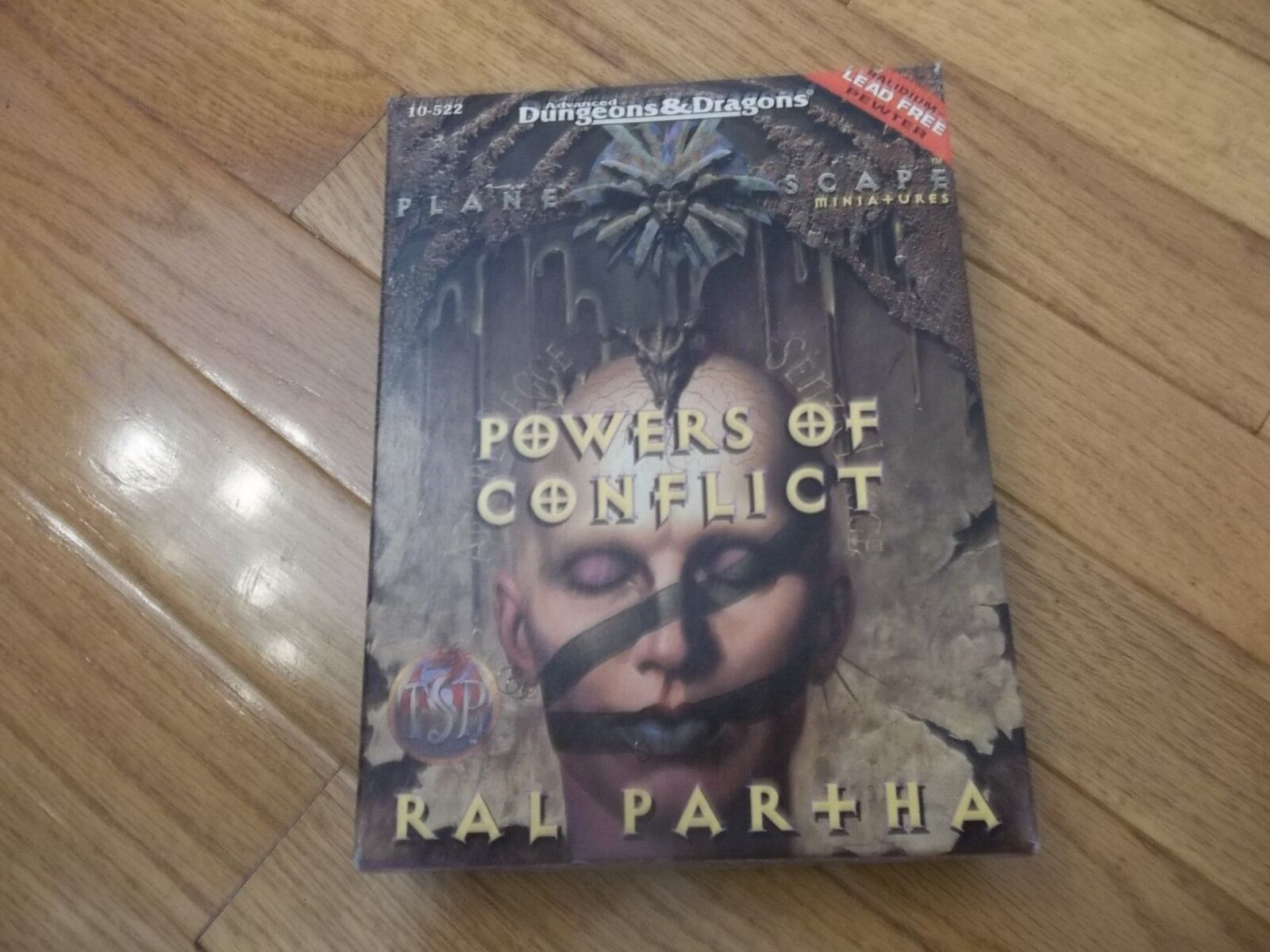 TSR AD&D Ral Partha Powers of Conflict