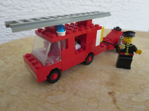 Lego-City-672-Feuerwehrauto-Loeschzug-80er-Jahre