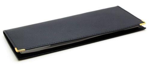 Porte Chéquier Homme Femme en Croûte de cuir et Synthétique Couleurs au choix
