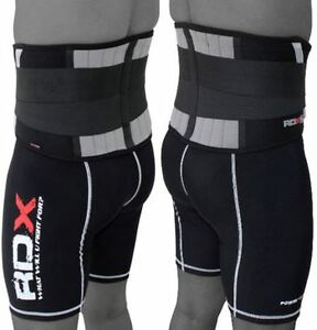 RDX-Lumbar-Lower-Back-Support-Belt-Brace-Pain-Relief-Gym-Training-Weight-Lifting