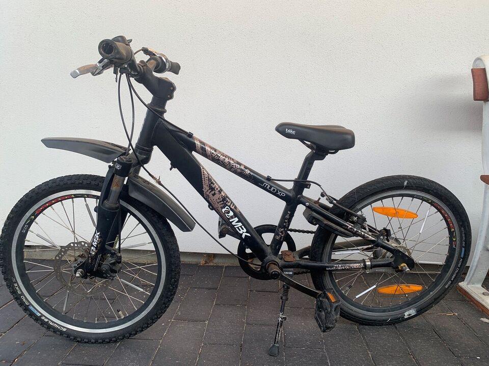 Drengecykel, mountainbike, MBK