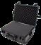 "22/"" Hard Shell Case for Guns DSLR Cameras W//Pelican 1520 Style Pluck Foam NEW"