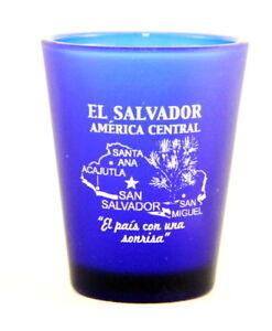 Le Salvador Bleu de Cobalt Shot Verre Givré 3et8fQPL-09153712-108093414