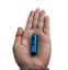 A2-550-lm-Mini-Keychain-Rechargeable-Flashlight-less-than-1oz-RovyVon-PVD-blue thumbnail 1
