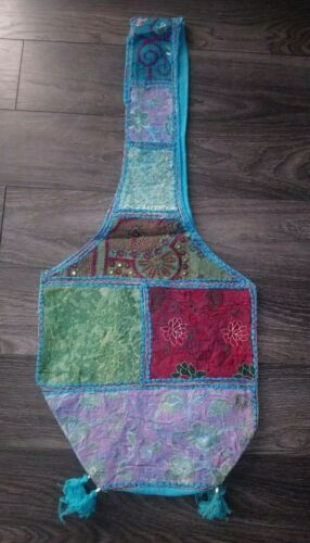 Sling Bags Hippie Boho Peace Festival Party Indian Rajasthan Style