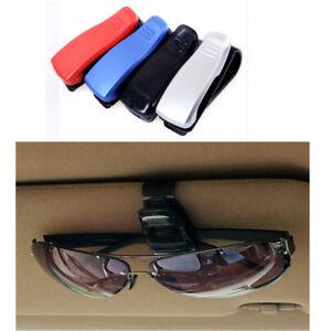 6a32f95b199 1X New Car Auto Sun Visor Sunglasses Eye Glasses Clip Case Phone CD ...