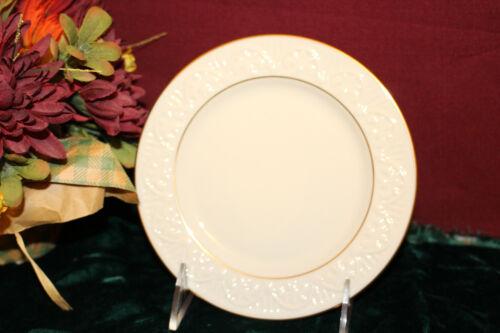 4 Lenox  Matelasse Butter//Bread Plate NEW USA