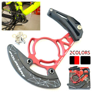 P0M0 Downhill XC Bike Single Speed Chain Guide Bash Guard 38T ISCG05 32T