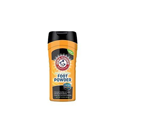 Arm & Hammer Olor Control Polvo para Pies, 207ml Cada