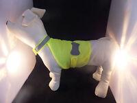 Quality Hi Vis Vest for Dogs DCL 12