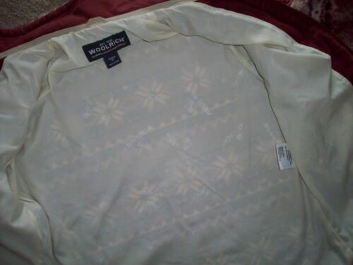 Very Doublée Nice Zip Blossom Veste M Woolrich New Polaire xqywHv0q8I