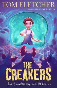 The-Creakers-by-Fletcher-Tom-NEW-Book-Paperback-FREE-amp-Fast-Delivery