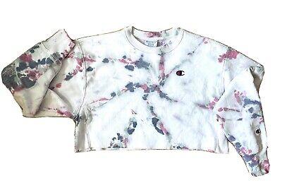 Tie Dye Sweatshirt Size M one of a kind
