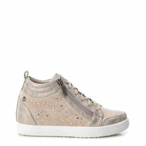 EU 39 49019 Damen Sneaker Braun Größe Xti
