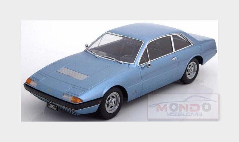 Ferrari 365 Gt4 2+2 1972 Light bleu Met KK SCALE 1 18 KKDC180162