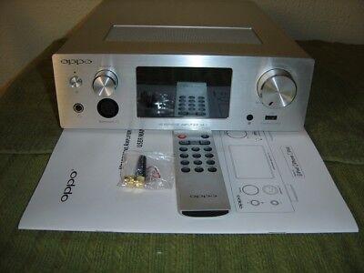 OPPO HA-1 Headphone Amplifier Amp DAC Pre-Amplifier Discrete Class A USB 100-240
