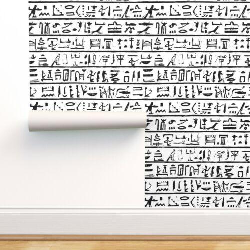 Wallpaper Roll Egyptian Egypt Hieroglyphics Hieroglyphs Ancient 24in x 27ft