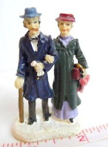 Grandeur-Noel-Grandparents-Victorian-Christmas-Village-2001-Miniature