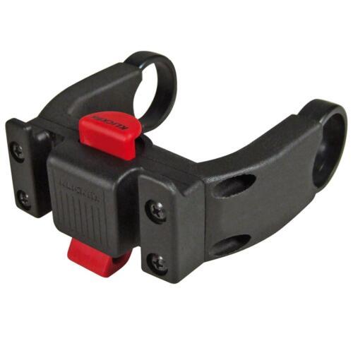 KLICKfix e Manubrio Adattatore combinabile con e-Bike Display 22-31,8mm cestino bicicletta