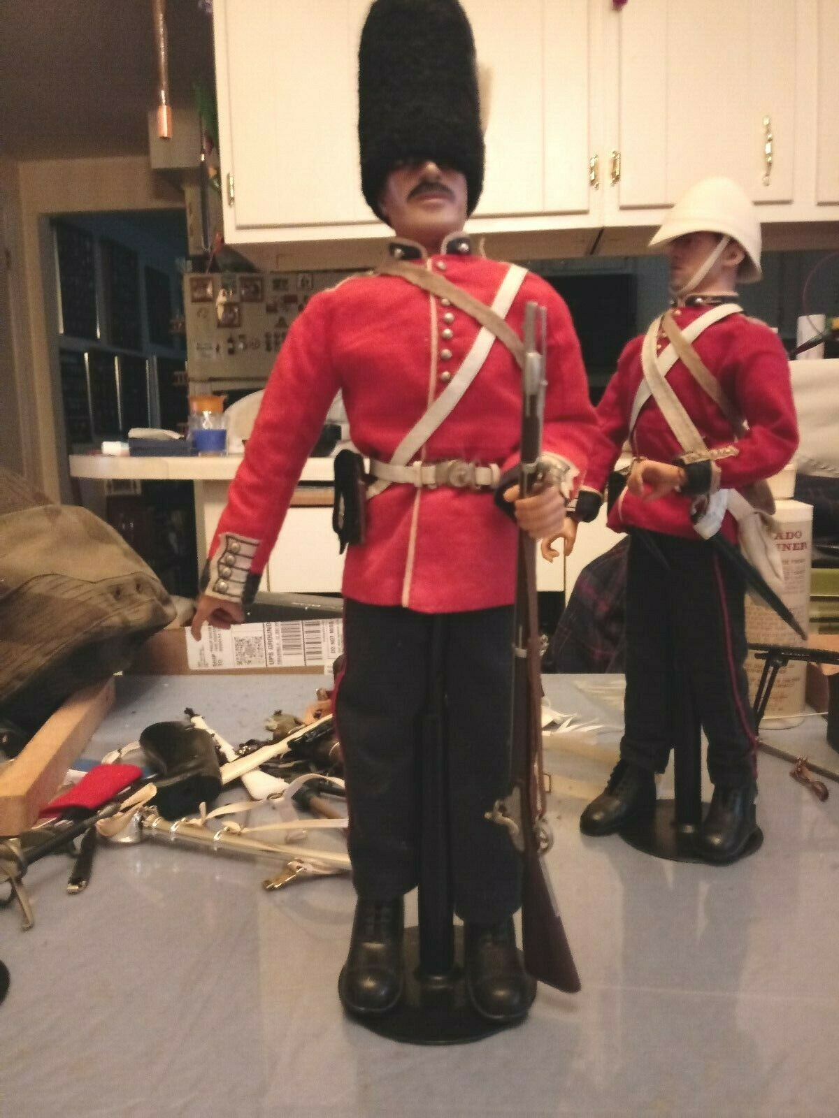 G. I. Joe   Actionman Grenadier Guard 1850's  2