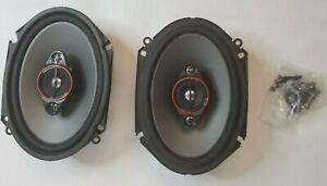 Pioneer TS-800M Car 4-Way Coaxial Speaker System