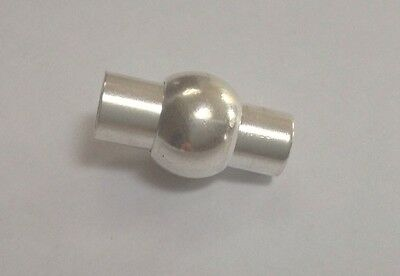 Magnetic Jewellery Clasps. 5mm. Packs Of 3 .UK Seller