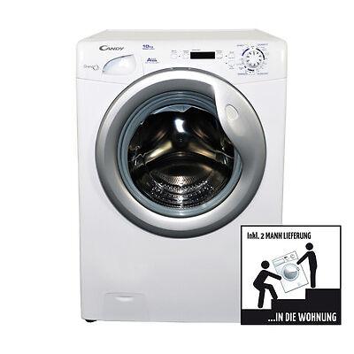 Candy GC 14102 DS3 Waschmaschine, EEK: A+++, Frontlader, 10 kg, 1400 U/Min 2 ML