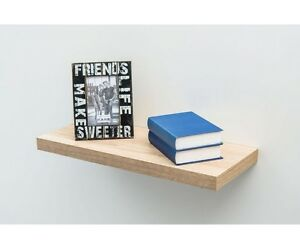 Steckboard wandboard h ngeregal wandregal 30 cm breit eiche s gerau dekor ebay - Wandregal 30 cm breit ...