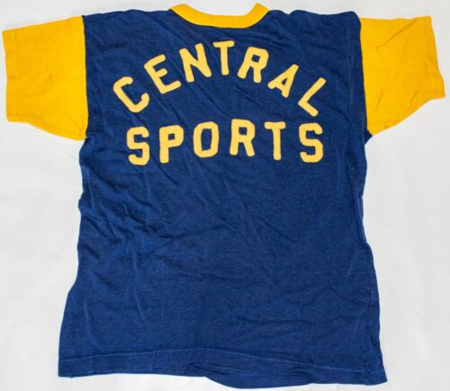 "Vintage 1950's Southern (Russell) ""Central Sports"""