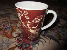 2006 35th Anniversary Starbucks Mermaid Mug Brown & Copper Color