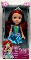 My First Disney Princess Toddler Ariel Doll 13 Inch In Box