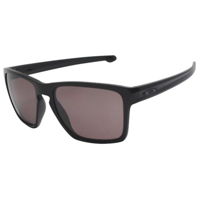 538b1d8374 Oakley OO 9341-06 POLARIZED SLIVER XL Black Prizm Daily Lens Mens Sunglasses