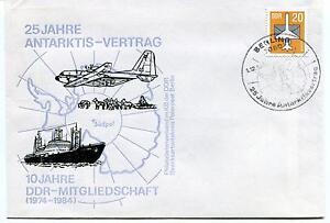 Industrieux Antarktis Vertrag Berlin Ddr Mitgliedschaft Polar Antarctic Cover Cadeau IdéAl Pour Toutes Les Occasions