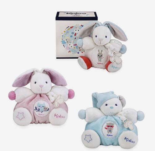 Kaloo Imagine Chubby Bear and Rabbit Small 0m+