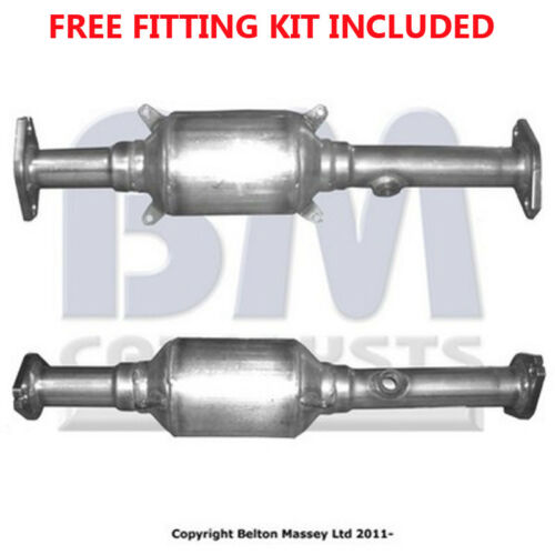 Fit with SUZUKI ALTO Catalytic Converter Exhaust 91347H 1.1 (Fitting Kit Include