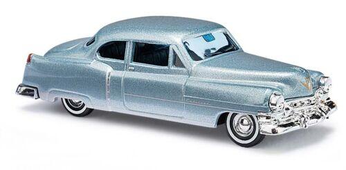 Busch 43433-1//87//h0 Cadillac Metallica-plata azul-nuevo