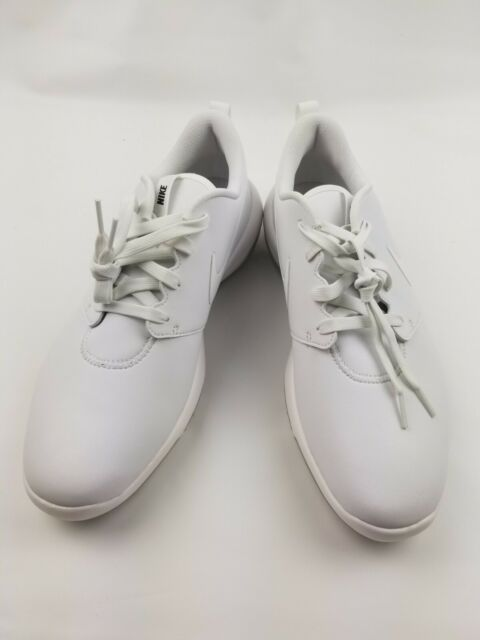 Size 11 Men S Nike Roshe G Tour Golf Shoes White Hit Ar5580 100 For Sale Online Ebay