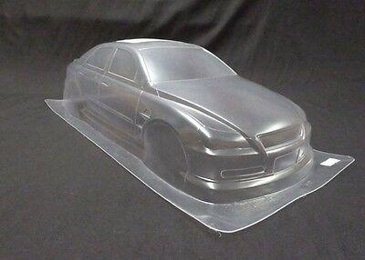 190mm Clear PVC Body Shell For Toyota AE86 1//10 Remote Control RC Car Model UK