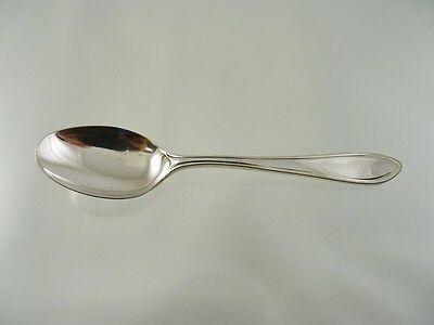 OLD ENGLISH SMALL TEA OR 5 O/'CLOCK SPOON BY JAMES WALKER LONDON CENTURY PLATE