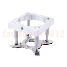 80mm Automatic Fixture Clamp Plate Device for CNC 1.5KW/2.2KW Spindle Motor