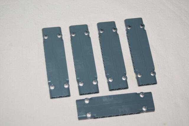Lego Lot of 8 New Dark Blue Technic Panels Plates 3 x 11 x 1 Pieces