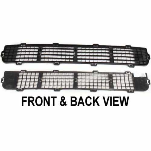 New FO1036123 Center Bumper Cover Grille for Ford Edge 2007-2010