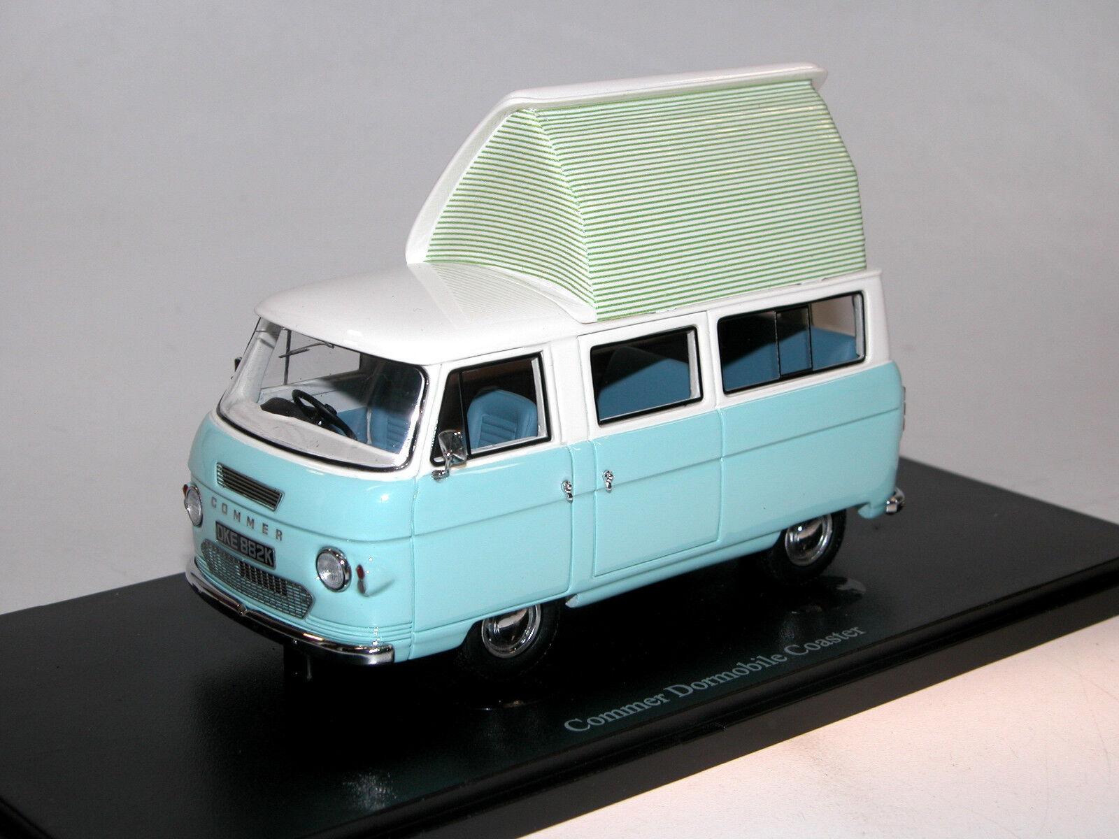 Autocult 09002 1972 durch bus fahren, wohnmobil, wohnwagen, zelten, 1   43