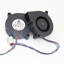 Delta BFB0512HH -F00 5015 50mm DC12V 0.32A blower ball bearing case fan M3714 QL