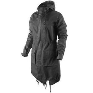 ce1034c1b8a Details about Nike Sportswear NSW Field Zizo Womens Hooded Cotton Parka  Long Jacket 394118 R6C