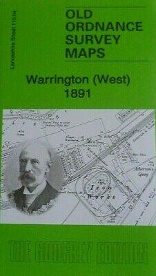 Old Ordnance Survey Maps Mountsorrel Leicestershire 1901 Godfrey Edition New
